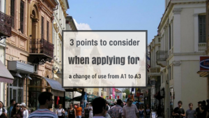 3 points to consider when applying for a