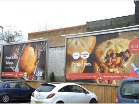 Bill boards at Lidl, Barton upon Humber. Picture: David Haber Buy this photo at www.thisisphotosales.co.uk/scunthorpe or by contacting 08444 060910 Requested by Simon Leonard Contact:  Date: 21/12/2015. Postcode: Keywords: