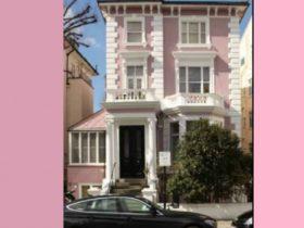 Camden pink house